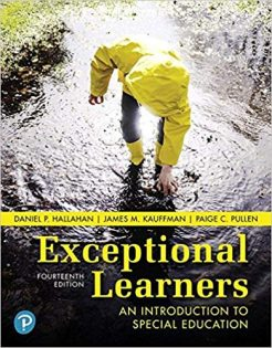 Test Bank for Exceptional Learners: An Introduction to Special Education 14th Edition