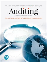 Solution Manual for Auditing: The Art and Science of Assurance Engagements, Fourteenth Canadian Edition Plus MyLab Accounting with Pearson eText -- Access Card Package, 14th Edition