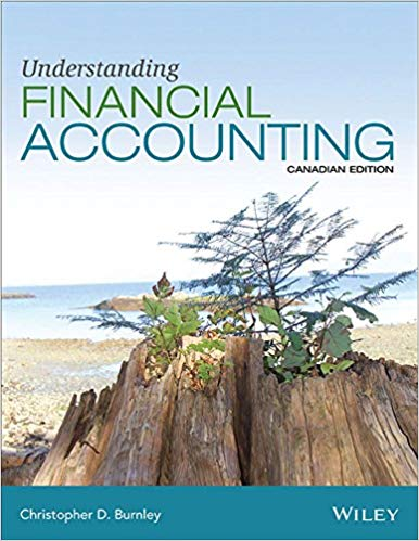 Test Bank for Understanding Financial Accounting Canadian Edition