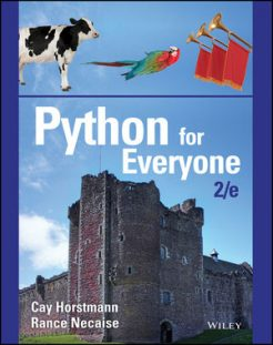 Solution Manual for Python for Everyone, 2nd Edition
