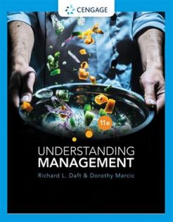Test Bank for Understanding Management 11th Edition