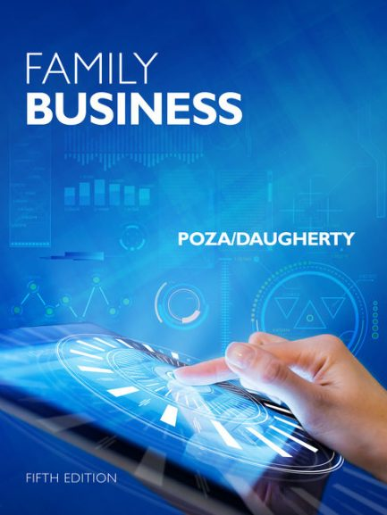 Test Bank for Family Business 5th Edition