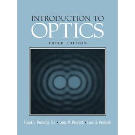 Solution Manual for Introduction to Optics 3rd Edition by Pedrotti
