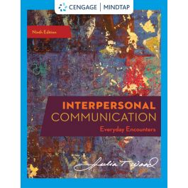 Test Bank for Interpersonal Communication 9th Edition by Wood