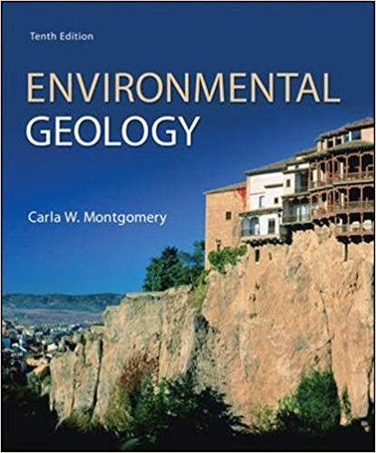 Test Bank for Environmental Geology 10th Edition