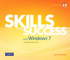Test Bank For Skills for Success with Windows 7