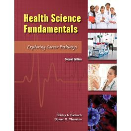 Test Bank for Health Science Fundamentals 2nd Edition by Chesebro
