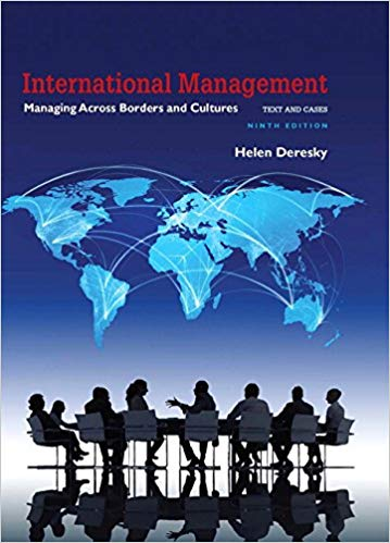Test Bank for International Management: Managing Across Borders and Cultures, Text and Cases 9th Edition