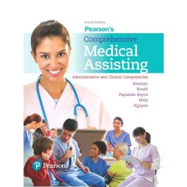 Test Bank for Comprehensive Medical Assisting 4th Edition by Beaman