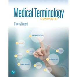Test Bank for Medical Terminology Complete 4th Edition by Wingerd