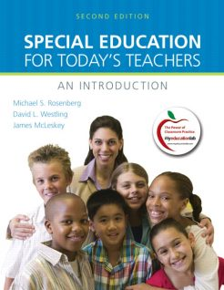 Test Bank For Special Education for Today's Teachers: An Introduction, 2/E 2nd Edition