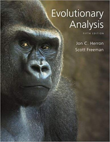Test Bank for Evolutionary Analysis 5th Edition