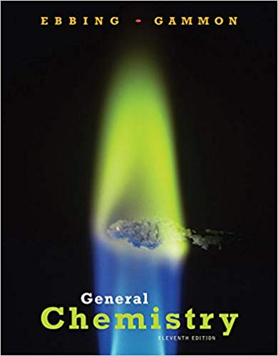 Test Bank for General Chemistry, 11th Edition