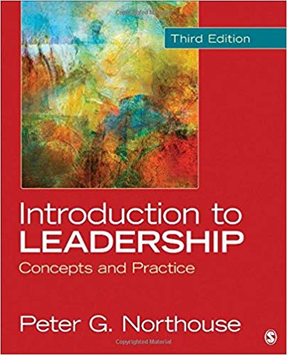 Test Bank for Introduction to Leadership: Concepts and Practice Third Edition