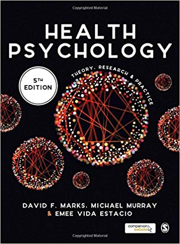 Test Bank for Health Psychology: Theory, Research and Practice Fifth Edition