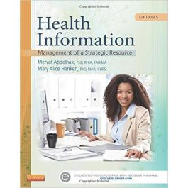 Test Bank for Health Information 5th Edition by Abdelhak