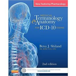 Test Bank for Medical Terminology and Anatomy for ICD 10 Coding 2nd Edition by Shiland