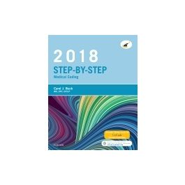 Test Bank for Step by Step Medical Coding 2018 Edition by Buck