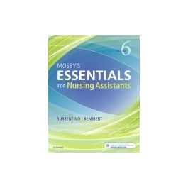 Test Bank for Mosbys Essentials for Nursing Assistants 6th Edition By Sorrentino