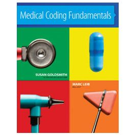 Test Bank for Medical Coding Fundamentals by Goldsmith