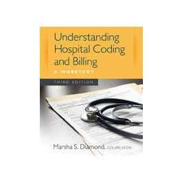 Test Bank for Understanding Hospital Coding and Billing 3rd Edition by Diamond