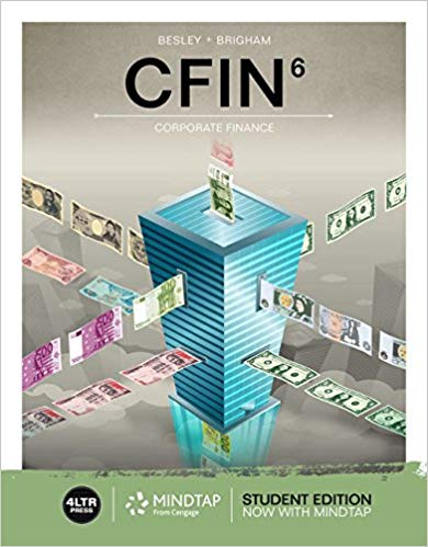 Solution Manual for CFIN 6th by Besley