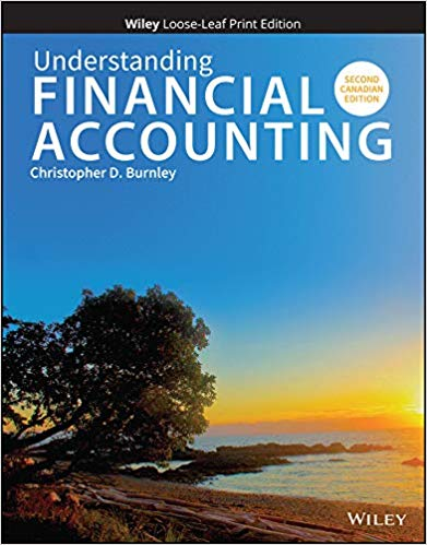 Test Bank for Understanding Financial Accounting 2CDN by Burnley