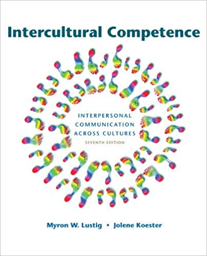 Test Bank for Intercultural Competence 7th Edition