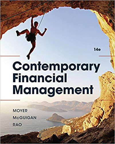Test Bank for Contemporary Financial Management 14th by Moyer