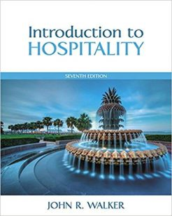 Test Bank for Introduction to Hospitality 7th by Walker