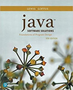 Solution Manual for Java Software Solutions 9th by Lewis