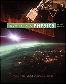 Solution Manual for Inquiry into Physics 8th Edition