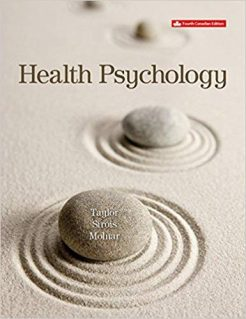 Test Bank for Health Psychology 4th Canadian by Taylor