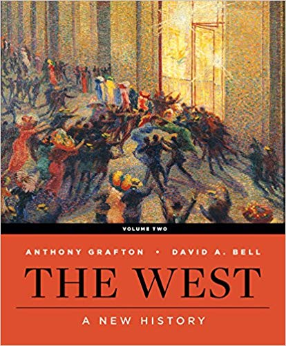 Test Bank for The West 1st by Grafton