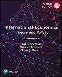 Solution Manual for International Finance Theory and Policy 11th Global by Krugman