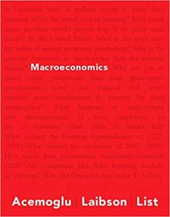 Solution Manual for Macroeconomics 1st by Acemoglu