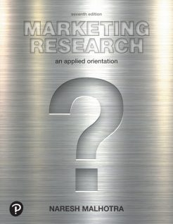 Test Bank for Marketing Research An Applied Orientation 7th by Malhotra