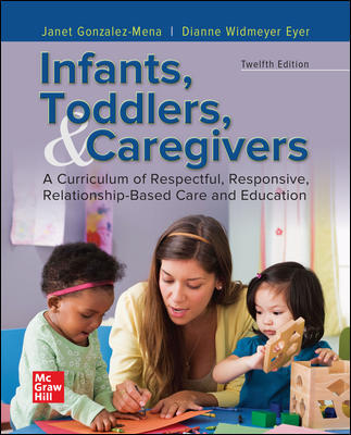 Test Bank for Infants, Toddlers, and Caregivers: A Curriculum of Respectful, Responsive, Relationship-Based Care and Education, 12th Edition, Janet Gonzalez-Mena, Dianne Widmeyer Eyer, ISBN10: 1260237788, ISBN13: 9781260237788