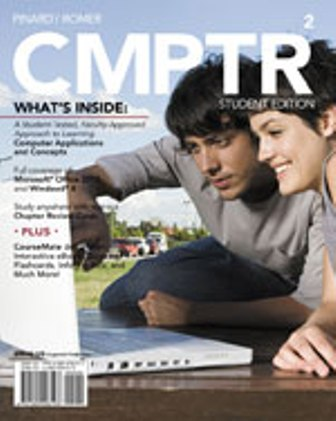Solution Manual for CMPTR2, 2nd Edition, Katherine T. Pinard, Robin M. Romer, ISBN-10: 1285096193, ISBN-13: 9781285096193