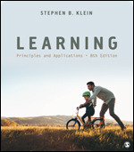 Test Bank for Learning Principles and Applications, 8th Edition, Stephen B. Klein, ISBN: 9781544323664
