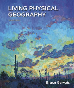 Test Bank for Living Physical Geography, 2nd Edition, Bruce Gervais, ISBN: 9781319258955
