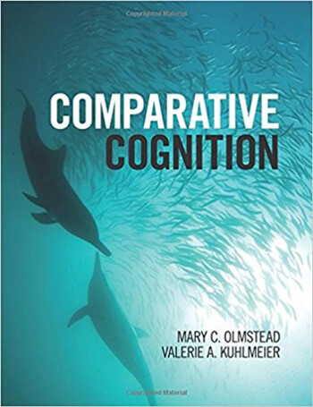 Comparative Cognition 1st Olmstead Solution Manual