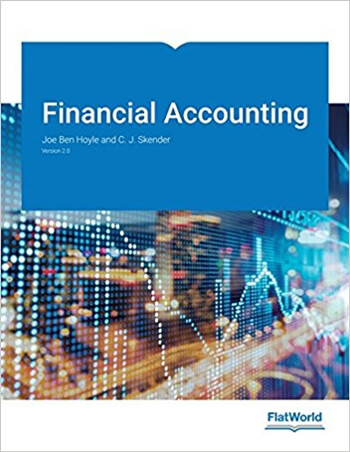 Financial Accounting Version 2 0 2nd Hoyle Solution Manual