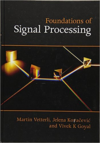 Foundations of Signal Processing 3rd Vetterli Solution Manual