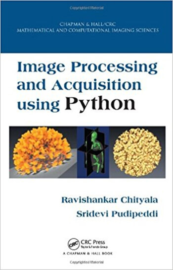 Image Processing and Acquisition using Python 1st Chityala Solution Manual