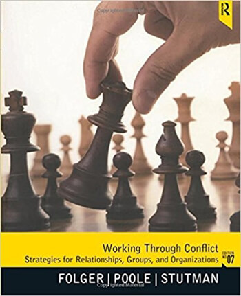Working through Conflict Strategies for Relationships Groups and Organizations 7th Folger Test Bank