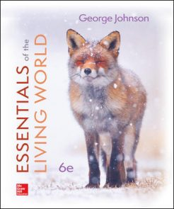 Solution Manual for Essentials of The Living World, 6th Edition, George Johnson, Jonathan Losos, ISBN10: 1260219232, ISBN13: 9781260219234