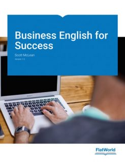 Business English for Success Version 10 1st McLean Solution Manual