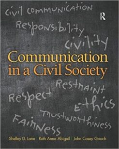 Communication in a Civil Society 1st Lane Solution Manual